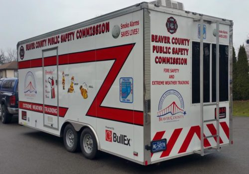 Emergency Trailer Graphics
