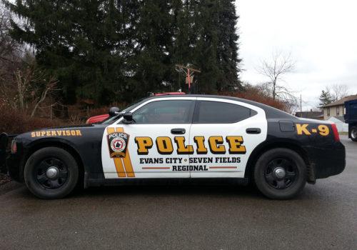 Police K-9 Cruiser