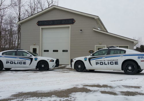 Police Cruiser Graphics