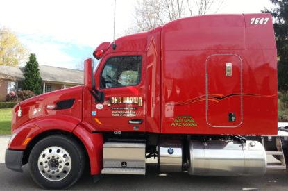 Trucking Fleet Graphics