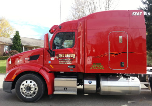 Trucking Fleet Graphics