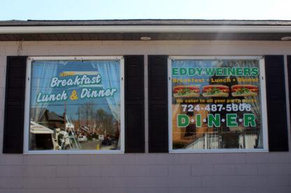 Restaurant Window Graphics